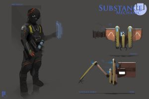 Substance Mechanic by Davver