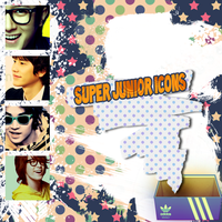 super junior icons 2 by sparklingwater