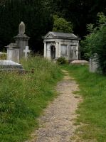 Southampton Old Cemetery 10 by OghamMoon