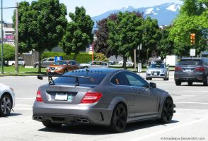 C63 black series by S-Amadeaus