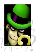 riddler by daawg