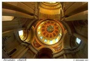 invalides church by bracketting94