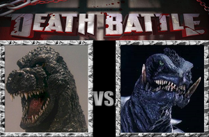 Death Battle Request X by Guyverman