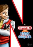 Captain N Cover by mysticalpha