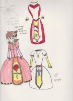 More of Vigh's Dresses by Toki-WartoothxX