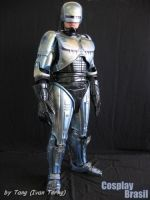 Robocop by AsturCosplay