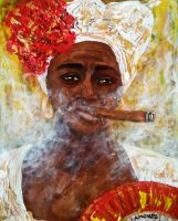 The lady from old Havana 4 by amoxes