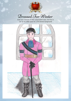 AoHC: Dressed for winter S7 by Recliff