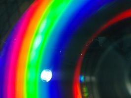 Diffraction Rainbow 3 by peppy-heppy