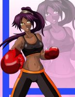 Yuroichi the boxer by Flowingfist