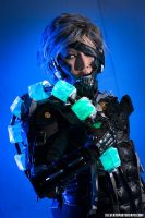 Raiden placed spine trophy style! by Cosplay4FunUltimate