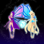 Birthday Gift : Enchantix Convergence by ColorfullWinx