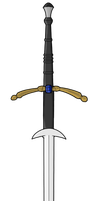 NC's Greatsword by GreyScale9