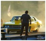FORD TORINO BURNOUT by TheMan268