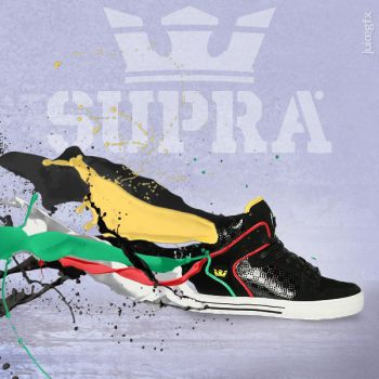 Supra by JuiceGraphics