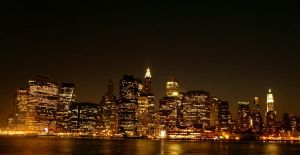 Skyline New York City by justalex9