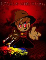 Nightmare on deviant street by MD-AVENT