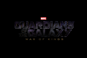 Marvel's GUARDIANS OF THE GALAXY: WAR OF KINGS - L by MrSteiners