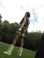 Favorite yuffie cosplay shoot2 by LouSan