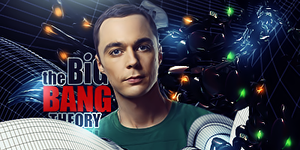 Big Bang Theory-Sheldon Cooper by odin-gfx