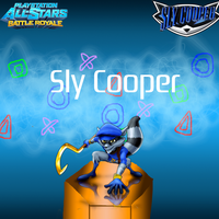 Sly Cooper Wallpaper by CrossoverGamer