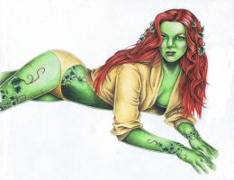 Poison Ivy by reve-oublie