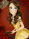 Belle by WillowingTrees