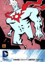 Captain Atom by soliton