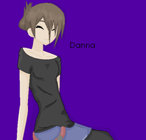 Danna-Ouran OC by XMayaChasesCookiesX