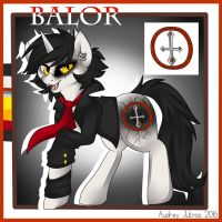 .:Balor:. by Fur-What-Loo