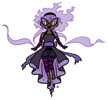 Gina the Gastly by roseannepage