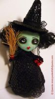 wicked witch lyllionia by Posiez