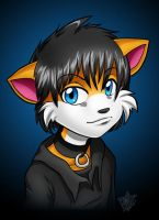 Jasen Tamiia Bust Commission by kina