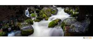 Yosemite Creek by Furiousxr