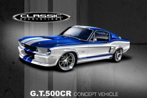 Classic Recreations GT500 CR by lovelife81