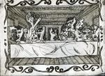 Twilight Sparkle's Last Supper (First Print) by The1King