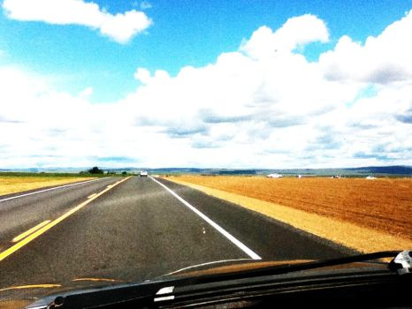 Driving I-90 by eetYourFoot