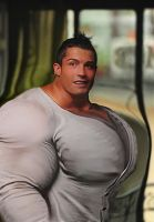 Big Cristiano Extreme by UnitedbigMuscle