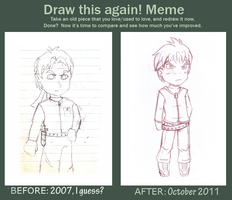 Before - After Meme by KZ-3