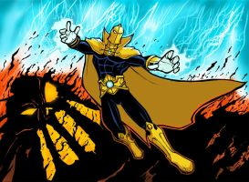 DR FATE-COMMISSION by Sabrerine911