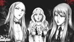 Claymore Mafia by craft-of-sudoshizuka