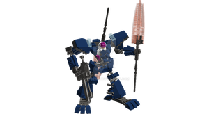 X321 Roguespear LEGO Digital Designer by pittstop