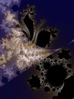To the Honor of Mandelbrot by FractalMonster