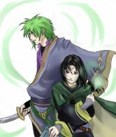 Soren and Stefan ftw by Littling