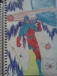 Jla Filebook: The Pantheon 16: The Atom by dhbraley