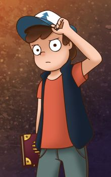 Dipper Pines by XsiempreFanCSY