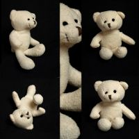 Stock Teddy by E-DinaPhotoArt