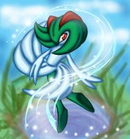 Kirlia Dance by Phoeline