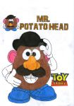 Mr. Potato Head by CAR-TACO