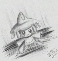Jirachi Entry by funnyforbunnies